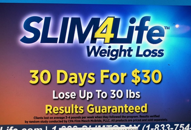 slim 4 life review
